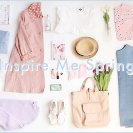 THE WHITEPEPPER - Inspire me Spring