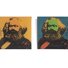 PEEL&LIFT - Marx badge