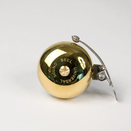 Japan - Solid Brass Bicycle Bell