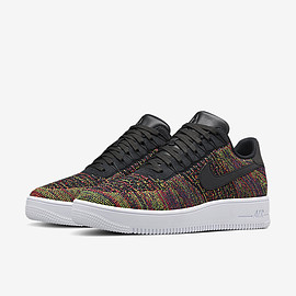 NIKE - Nike Lab Air Force 1 Flyknit Low Multi