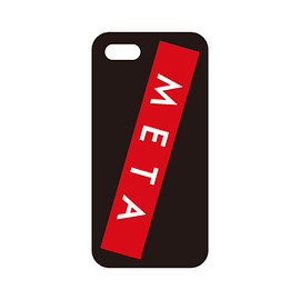 METAFIVE - META BOX logo iPhone case-6、7(ハード)