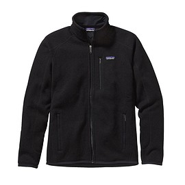 patagonia - BETTER SWEATER JKT Black