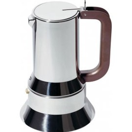 alessi  - espresso coffee maker 9090 / richaid sapper