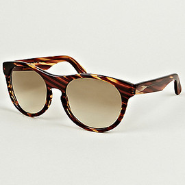 A.P.C., L.G.R. - Sunglasses in Brown