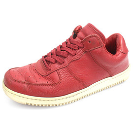 Supreme - sneaker DOWNLOW red
