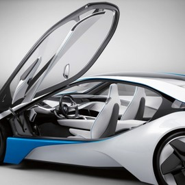 BMW - concept car 4 BMW New Exotic Concept