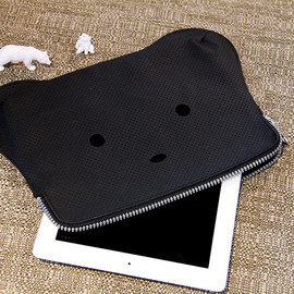 sample - iPad case クマ
