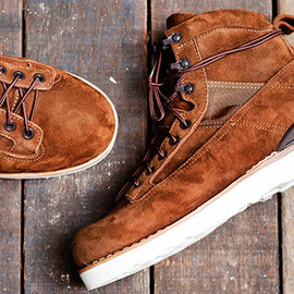 visvim - Beard Boot Folk