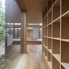 Architect Cafe - House in Komae