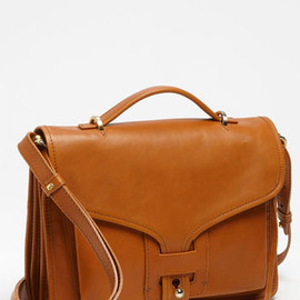 Opening Ceremony - 'NY Long' Leather Crossbody Bag