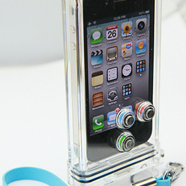 TAT7 - iPhone scuba case