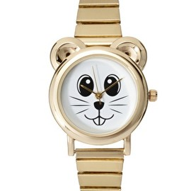 ASOS - Mouse Ears Expander Watch