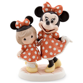 Precious Moments - Minnie Mouse Figure by Precious Moments - ''Minnie and Me!''