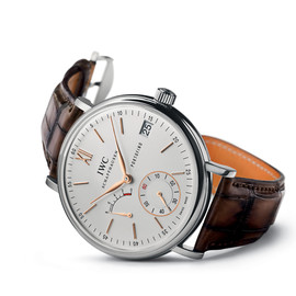 IWC - PORTOFINO HAND-WOUND EIGHT DAYS