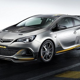 Opel - Astra OPC Extreme