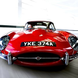 Jaguar - E-type 1971