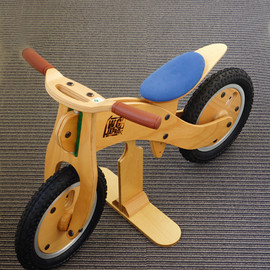"""Works Guild Japan - BENT WOOD CYCLE """"ZERO ONE"""""""