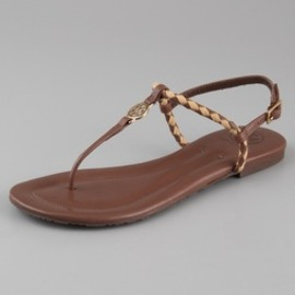 TORY BURCH - Tory Burch Aine Flat Sandals