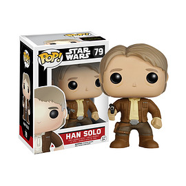 FUNKO - POP! - Star Wars The Force Awakens -  Han Solo
