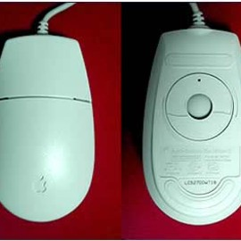 Apple - apple mouse