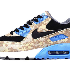 "NIKE - AIR MAX 90 PREMIUM ""LIMITED EDITION for ICONS"""