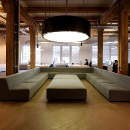 Roy Banse Design - Teehan+Lax Offices