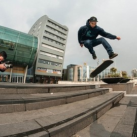 awesome skateboarding photography