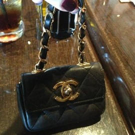 CHANEL - mini bag♡so cute!!