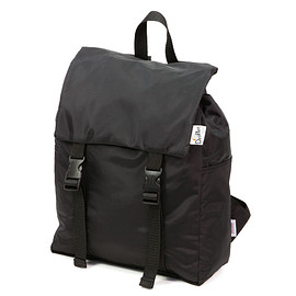 drifter - FIELD SACK (BLACK)