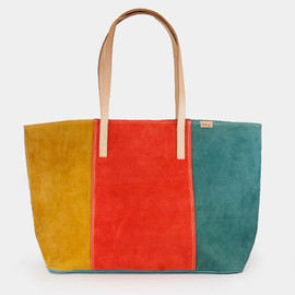 RFW - SUEDE TOTE BAG Orange
