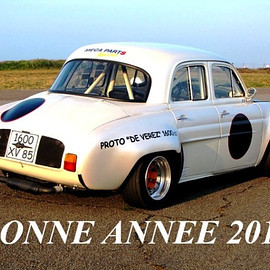 Renault - Dauphine R1090