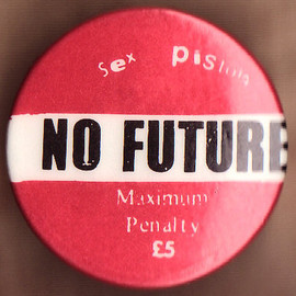 No  Future Pin Badge