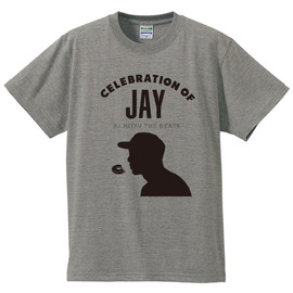 DJ MITSU THE BEATS - CELEBRATION OF JAY T-shirt