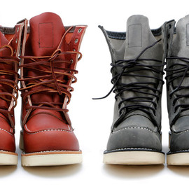 Red Wing - ronnie-fieg-red-wing-shoes-8-boots