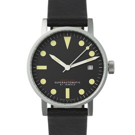 Void Watches - V03M-SI/BL