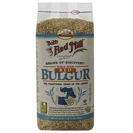 Bob's Red Mill - Whole Grain Red Bulgur 28 oz (793 g)