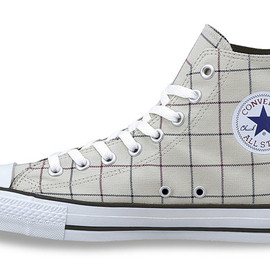 CONVERSE - ALL STAR® WINDOWPANE HI