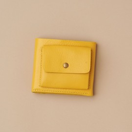 STEVE MONO - 09/6 Special Wallet (yellow)