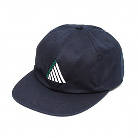 cup and cone - Tri Logo 6 Panel - Navy
