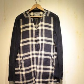 TAKAHIROMIYASHITA The SoloIst. - retro tunic jacket.