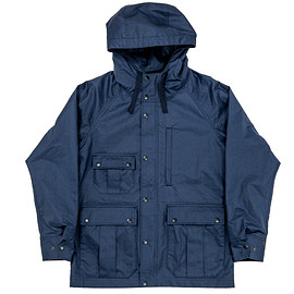 workers - Mountain Parka, Coated Canvas
