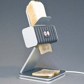 Serial Toast Printer Pops Out Up to Six Slices in a Row