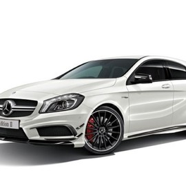 Mercedes-Benz - A 45 AMG 4MATIC Edition II