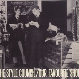 Style Council - Our favourite shop (1985) / Vinyl record [Vinyl-LP]