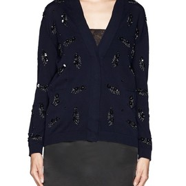 N°21 - Bead and sequin embellished cardigan