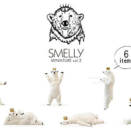 SMELLY - SMELLY MINIATURE vol.2