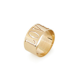 ginette NY - love ring
