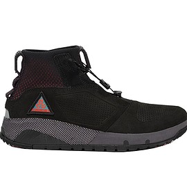 Nike ACG - Ruckel Ridge - Black//Black/Geode Teal/Habanero Red