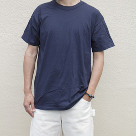 M.J.SOFFEE - Crew Neck T-MADE IN USA FOR US NAVY