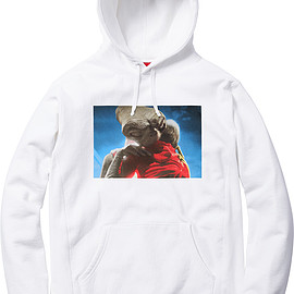 Supreme - E.T. Hooded Sweatshirt
